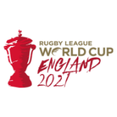 Rugby World Cup 2021 logo